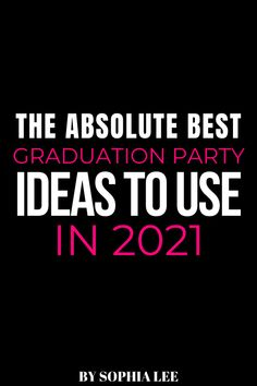 I'm throwing a graduation party for my daughter and her best friend and want it to be perfect. These 2021 high school graduation party ideas were just what I was looking for. Vintage Graduation Party, Outdoor Graduation Parties, Graduation Party Centerpieces, High School Graduation Gifts, Graduation Party Supplies, Graduate School, Graduation Ideas, Grad Parties, Diy 2019
