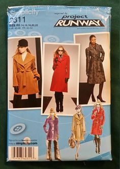 Check out this item in my Etsy shop https://www.etsy.com/listing/266275482/simplicity-2311-jacket-coats-wraps