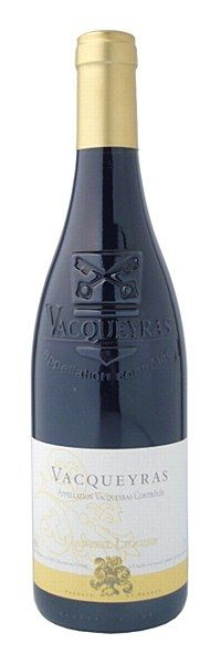 Gabriel Liogier Vacqueyras 2009  €23.00    Punchy and supple Vacqueyras from a top Rhone vintage, redolent of black olive, thyme, tar and orange peel. Beautifully round tannins and a long, rich finish.    Drink with roast meats, steak and mature cheeses.    14.5% ABV