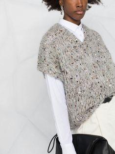 Knitwear Fashion, Knit Fashion, Crochet Needles, Knit Crochet, Sweater Cardigan, Men Sweater, Brunello Cucinelli, Pullover, Stitch