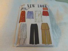 Womans Wrap Skirt Pants Size 8 10 12 14 16 Uncut Wrap Pants, Skirt Pants, Skirts, Women, Skirt, Gowns, Skirt Outfits, Petticoats
