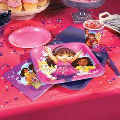 Dora & Friends Basic Party Pack
