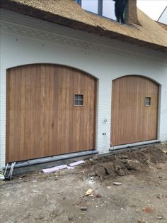 - Lilly is Love Carport Garage, Garage Plans, Garage Doors, Garage Design, House Design, Garages, Wood Design, New Homes, Sweet Home