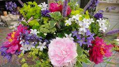 kleurijke tuinoogst. (alle foto's made by me :))