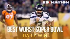 Seahawks and Broncos play best worst Super Bowl ever (Daily Win)
