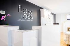 Flawless Medical Spa Design- Reimagine Designs