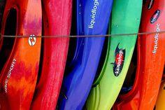 kayaks <3