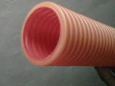 Save your devices from acidic reactions in sewage. Use corrugated pipes....