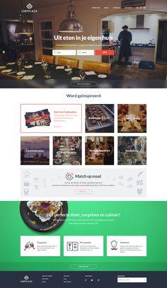 Chefplaza homepage v2 big
