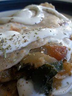 Bella Vegan: Breton Ratatouille Crepes...magnifique!