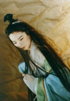 Rheia Zetian, Young Brigitte Lin as Face claim.