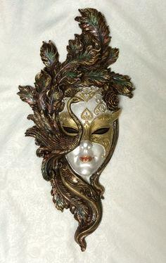 Carnival Masks, Carnival Costumes, Peacock Mask, Venitian Mask, Mascarade Mask, Clown Mask, Mask Tattoo, Halloween Masquerade, Jewelry Wall