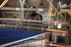 Industry of All Nations hand loom