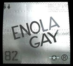 "Image detail for -Gary Velasco WWII Aircraft Aviation Nose Art ""B-29 Enola Gay"""