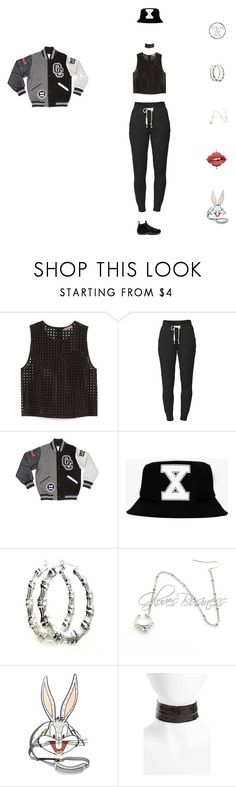"""Madness"" by xseamacx ❤ liked on Polyvore featuring NIKE, Vince Camuto, Lija, Opening Ceremony, Moschino and Topshop"