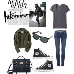 Casual (Kristen Stewart Style)