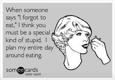 Hahahaha!!! I totally do this sometimes!