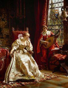 Galerii de arta: Frederic Soulacroix (1858-1933), pictor francez