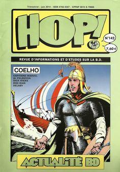 A minha biblioteca de Banda Desenhada: Hop! #142