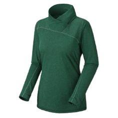 Mountain Hardwear Pandra Mock Turtleneck. Thanks Sierra Trading Post, for a great deal =)