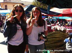 Volunteers in Peru Cusco (Cusco) working in Social programs from 1 week to 12 weeks with www.abroaderview.org