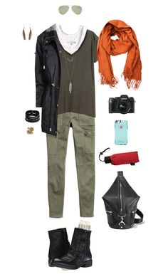 E2 by kclange on Polyvore featuring polyvore, fashion, style, H&M, Merona, Gap, Massimo Matteo, Kenneth Cole, Replay, Charlotte Russe, Wet Seal, Natalie B, Pieces, Victorinox Swiss Army, OtterBox, Ray-Ban, Fuji, women's clothing, women's fashion, women, female, woman, misses and juniors
