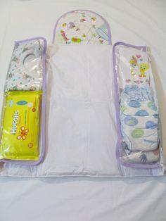 cambiador organizador para bebé