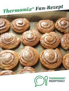 Nußschnecken von 2kochhilfe6. Ein Thermomix ® Rezept aus der Kategorie Backen süß auf www.rezeptwelt.de, der Thermomix ® Community.