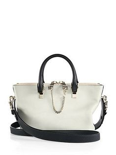Chloe's Baylee mini is the coolest new handbag of 2014! #avenueatet