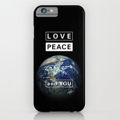 and YOU_earth iPhone & iPod Case by SEVENTRAPS | Society6