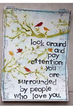 mira alrededor
