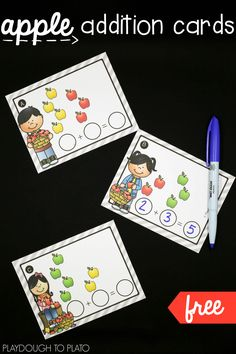 Free-apple-addition-cards.jpg (2212×3318)