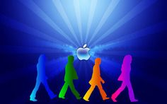 Apple and The Beatles - The Beatles Photo (37648965) - Fanpop