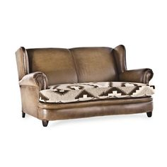 English Winged Loveseat - Products - Ralph Lauren Home - RalphLaurenHome.com