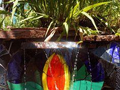 Yard-art Fountain - Sherry Dooley