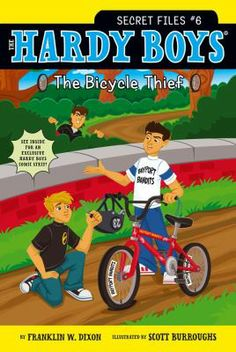 The Hardy Boys Secret Files - The Bicycle Thief by Franklin W. Dixon