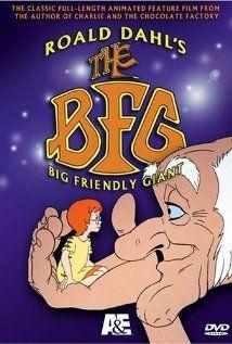 The BFG (1989) my fav childhood book