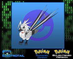 Fakemon - Electrotail by DarkHorseArtie89.deviantart.com on @DeviantArt