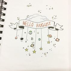 The Bullet Journal Monthly Spread is a necessity for staying organized. I've compiled 40 bullet journal monthly layouts to keep you inspired for years! Bullet Journal August, Bullet Journal Planner, Bullet Journal Monthly Spread, Bullet Journal Cover Page, Bullet Journal Themes, Journal Covers, Bullet Journal Inspiration, Bullet Journal Headings, Junk Journal