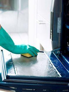consejosde limpieza para el horno