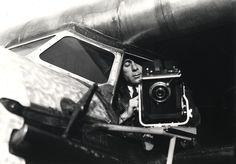 Le suisse Walter Mittelholzer (1894-1937), photographe aérien. #aviation #photographie #photography