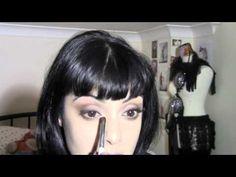 TWILIGHT: Breaking Dawn Part 2- BELLA CULLEN (SWAN) inspired Makeup Tutorial by Krystle Tips