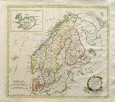 Old Finnish maps