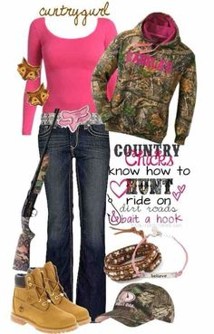 Cute camo country outfit just minus the boots that come with it!!!!!!!!!!!!!!