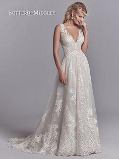 Sottero and Midgley Wedding Dress Oliver