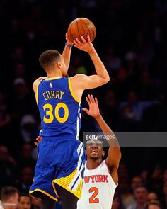 Golden State Warriors v New York Knicks | Getty Images