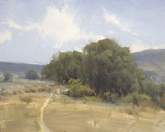 """Josh Clare - """"Over the Hill"""" — Montana Gallery"""