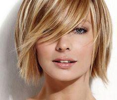 immagini tagli medi biondi | Colore capelli estate 2014: Il biondo IMMAGINI