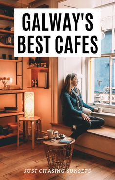 Travel to Galway Ireland and discover the best cafes in Galway city. These Galway cafes are a huge part of Galways food scene and a great alternative to Galways pubs! Stop in to one of these cafes during your vacation in Galway!  #galway #ireland #irelandtravel #irelandtraveltips #cafes