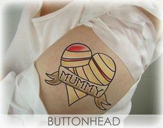 Mummy issues. https://www.etsy.com/listing/198885038/mummy-halloween-costume-tattoo-clever?utm_content=buffer32c20&utm_medium=social&utm_source=pinterest.com&utm_campaign=buffer #Mummy #HalloweenCostume
